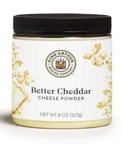 King Arthur Flour Cheddar Cheese Powder