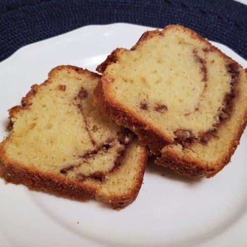 Recipe for Cinnamon Coffee Cake