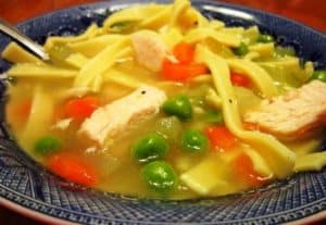 Recipe for Easy Chicken Noodle Soup