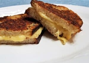 Grilled Cheese Sandwiches with Havarti