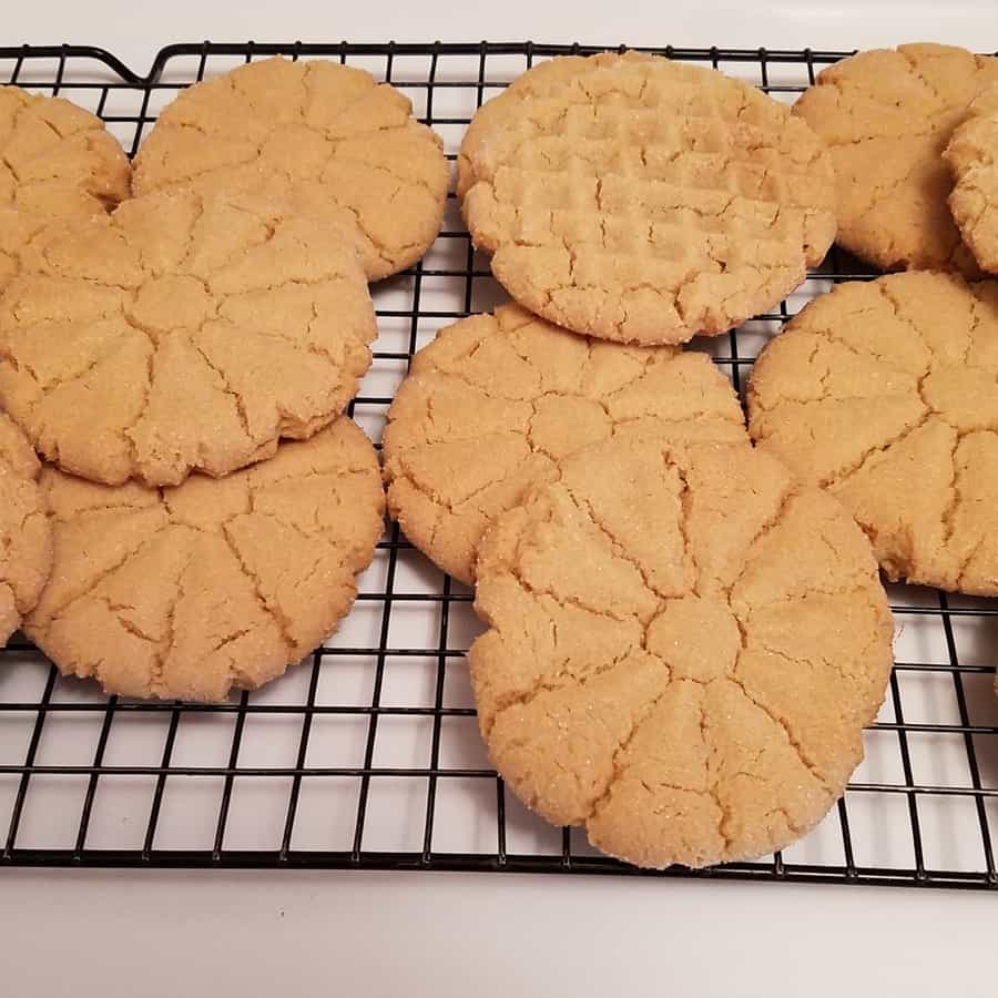 Joan's Peanut Butter Cookies