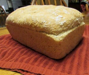 Recipe for Multi-Grain Sourdough Sandwich Bread