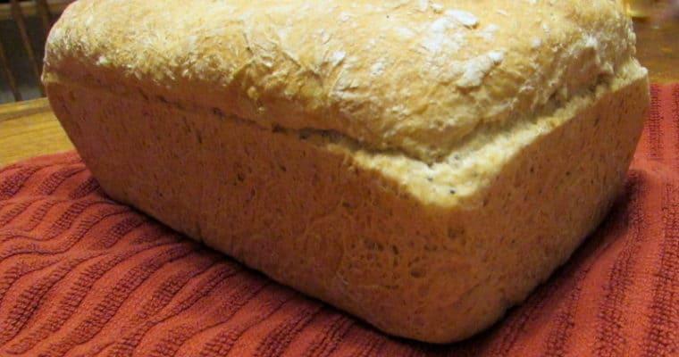 Multi-Grain Sourdough Sandwich Bread