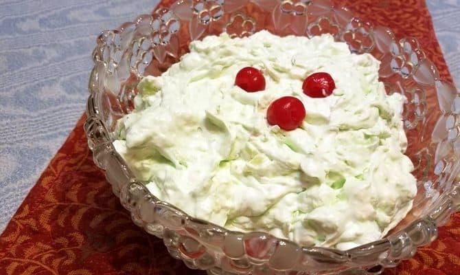Grandma's Pistachio Salad