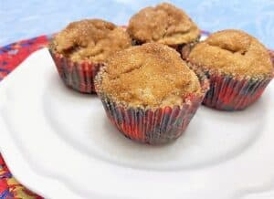 Muffins with Paper Liners