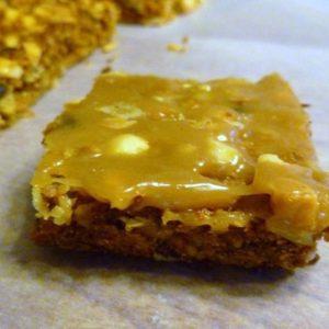 Chewy Granola Bars
