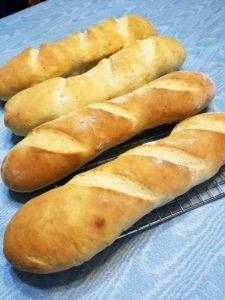 Recipe for Ranch Loaves