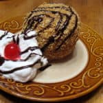 Recipe for Mexican Fried Ice Cream