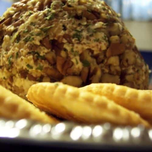 Recipe for Holiday Cheese Ball