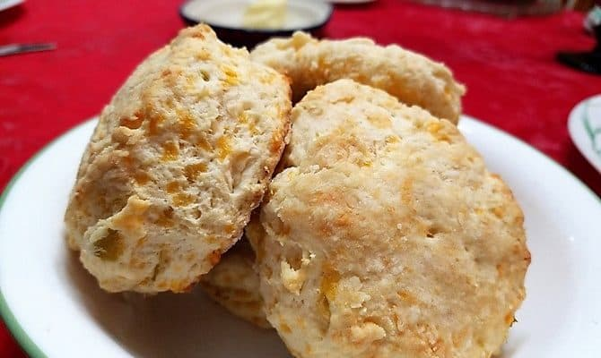 Savory Southwest Biscuits