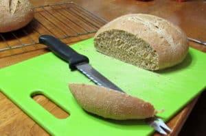Recipe for Sourdough Rye Bread