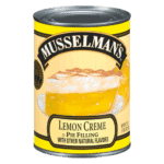 Canned Pie Filling - Musselman's Lemon Pie Filling