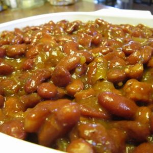 Recipe for Kenny's Cowboy Beans