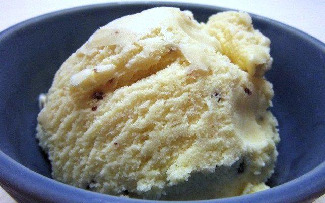 Mom's Homemade Ice Cream