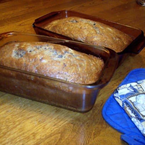 Recipe for Pineapple Zucchini Bread
