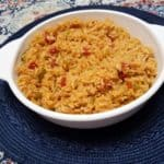 Recipe for Restaurant-Style Mexican Rice
