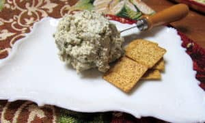 Herbed Parmesan Spread aka Boursin Cheese