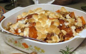 Recipe for Candied Sweet Potatoes