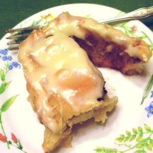 Recipe for Cinnamon Rolls - Mother's Day Brunch Ideas