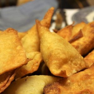 Recipe for Crab Rangoon