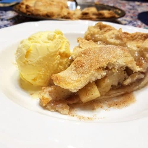 Recipe for Homemade Apple Pie