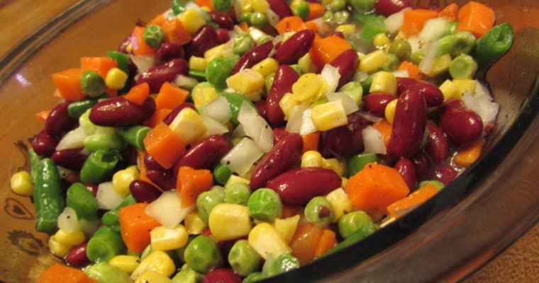 Mixed Vegetable Salad