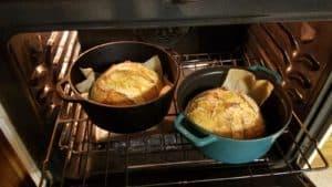 Baking Sourdough in a Dutch Oven