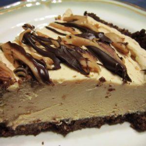 Frozen Peanut Butter Pie