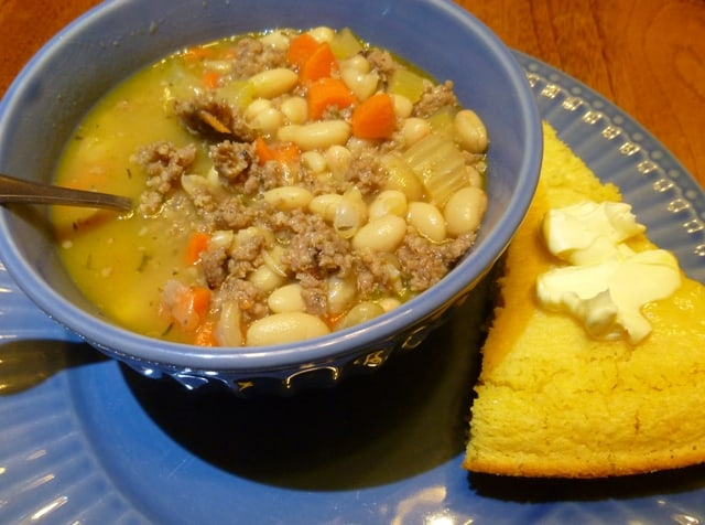 Sausage Bean Soup