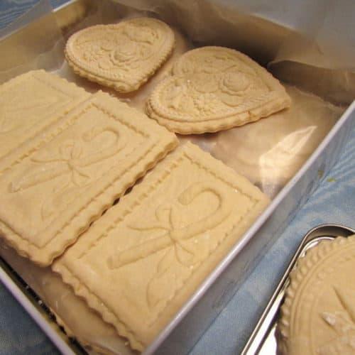 Recipe for German Springerle Christmas Cookies