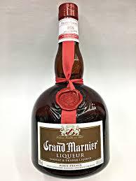 Grand Marnier Orange Flavored Liqueur
