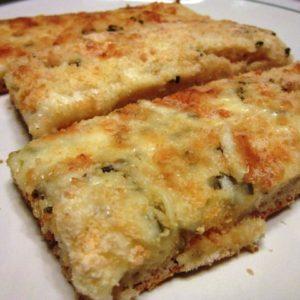 Recipe for Cheesy Bread Sticks