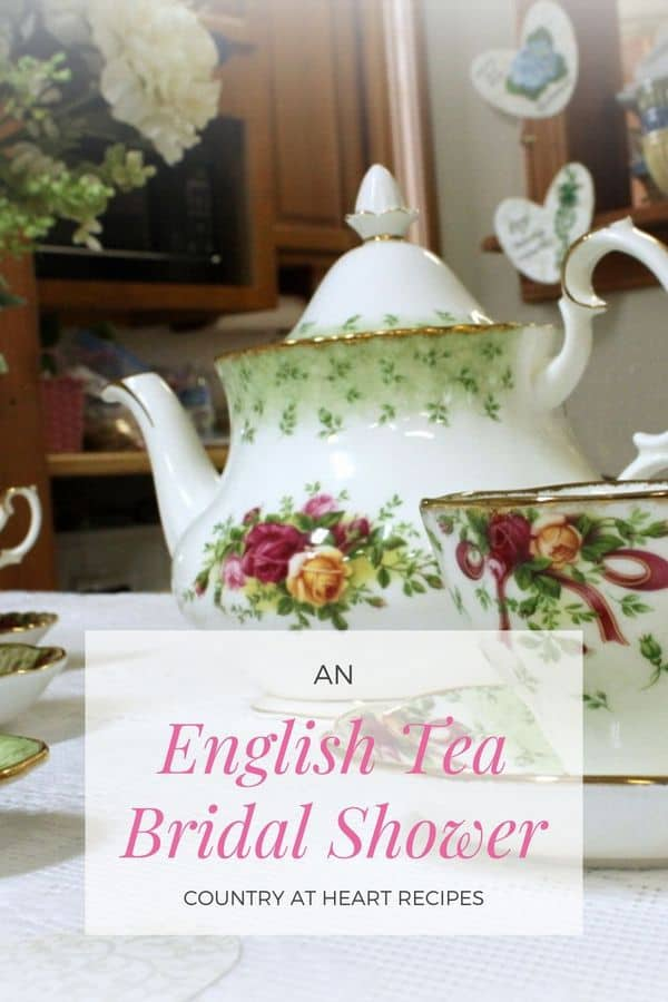 pinterest pin english tea bridal shower
