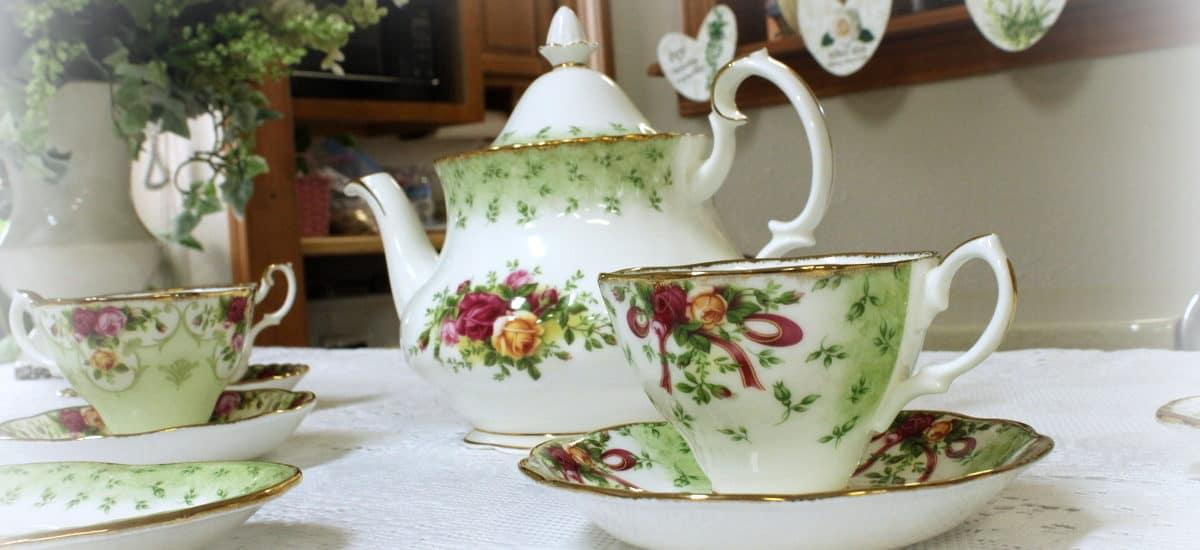 English Tea Bridal Shower