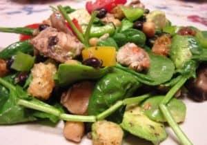 Recipe for Southwest Bean Salad