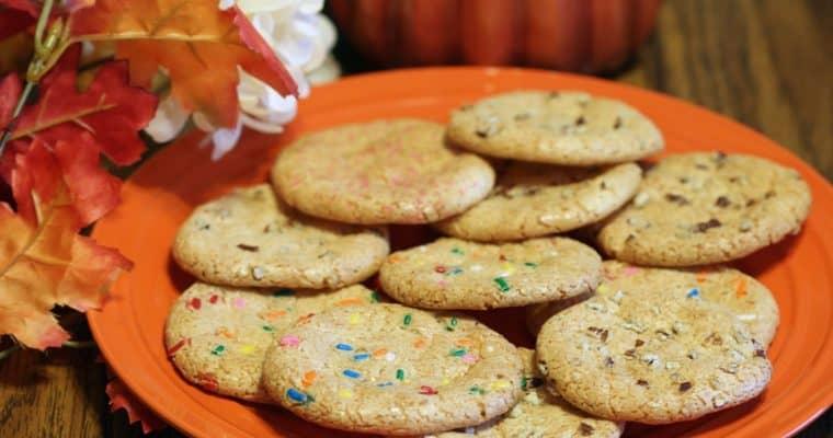 Susan Miura's Amaretti Cookies