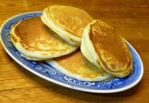 Recipe for Country Pancakes