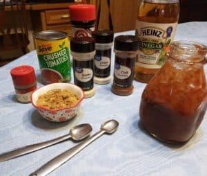 Recipe for Homemade Chili Sauce