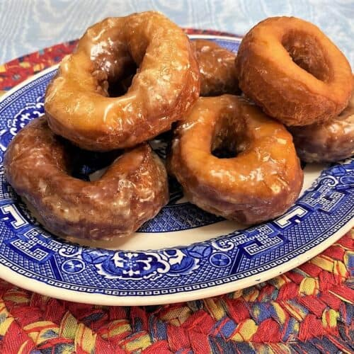 Recipe for Sourdough Cider Donuts and Fritters