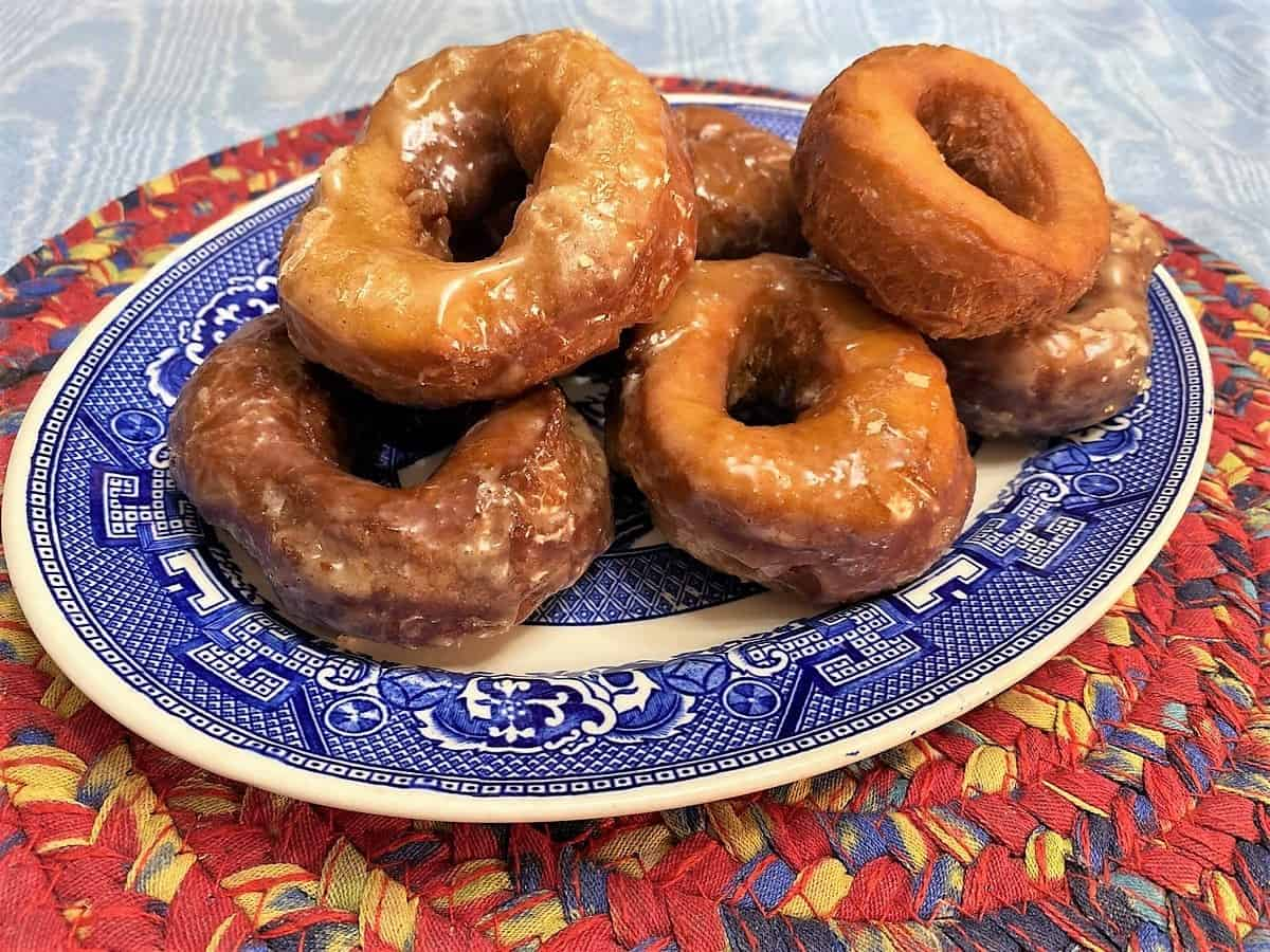 Sourdough Cider Donuts and Fritters
