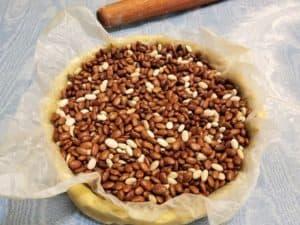 Blind Baking the Tart Shell