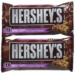Hershey's Mini Semi-Sweet Chocolate Chips