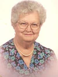 My Grandma, Doris Swiler (McKelvy) School Cook