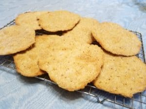 Baked Communion Bread