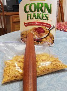 Crushed Corn Flakes
