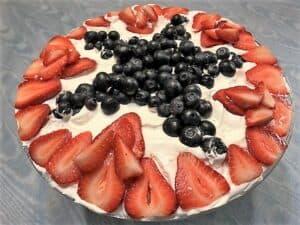 Decorating the Dessert on Top