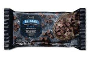 Belgian Dark Chocolate Chunks at Aldi Stores